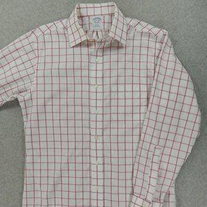 Brooks Brothers Slim Fit Non-Iron Dress Shirt